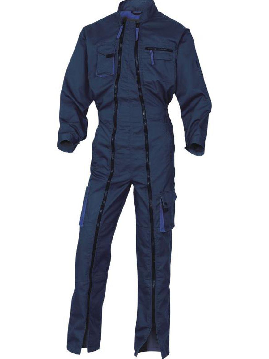 6ae1606d2f6a ΦΟΡΜΑ ΕΡΓΑΣΙΑΣ ΟΛΟΣΩΜΗ ΜΕ ΦΕΡΜΟΥΑΡ - M2CZ2 - Ρούχα   Στολές Εργασίας ...