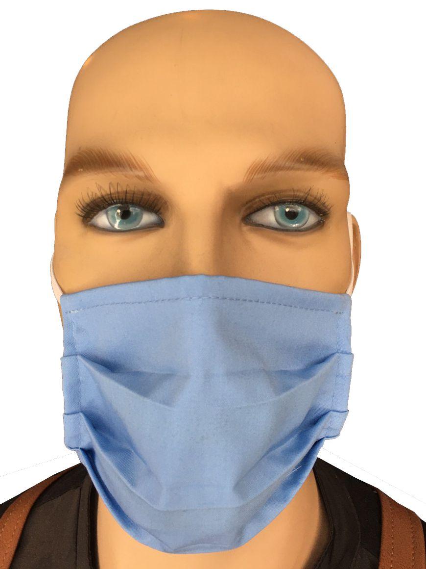 10 Τεμάχια - Υφασμάτινες Μάσκες Διπλής Προστασίας Προσώπου ...